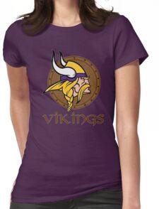 VIKING T-SHIRT 4 Womens Fitted T-Shirt