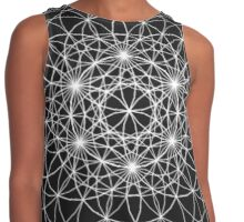 Sacred Geometry  Contrast Tank