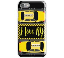 New York Minute - TRAFFIC iPhone Case/Skin