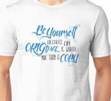 Original over Copy Unisex T-Shirt