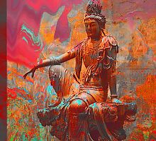 Quan Yin by Sue Hilder