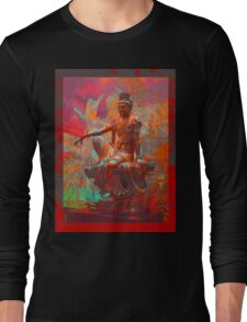 Quan Yin Long Sleeve T-Shirt