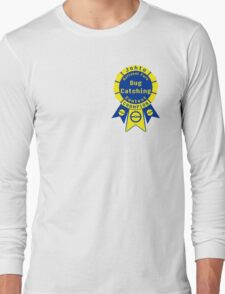 Bug Catching Contest Champion Long Sleeve T-Shirt