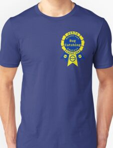 Bug Catching Contest Champion T-Shirt