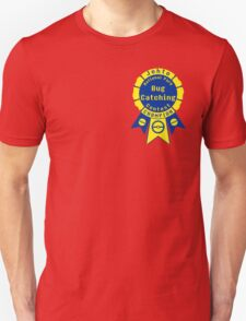 Bug Catching Contest Champion T-Shirt