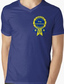 Bug Catching Contest Champion Mens V-Neck T-Shirt
