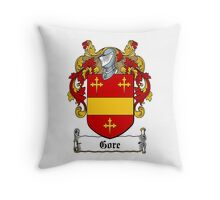 Gore (Donegal) Throw Pillow