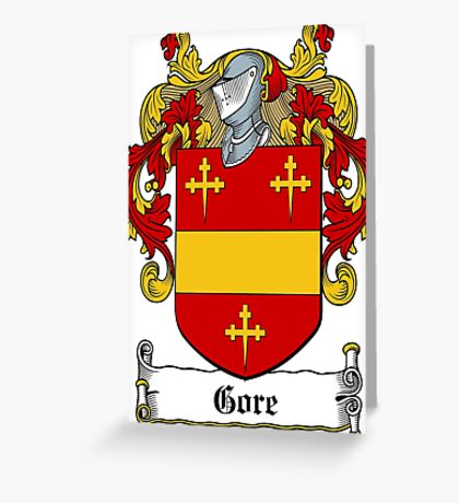 Gore (Donegal) Greeting Card