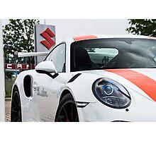 Porsche 991 GT3 RS Photographic Print