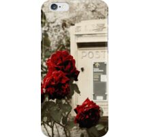 La Poste iPhone Case/Skin