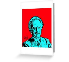 Richard Dawkins Greeting Card