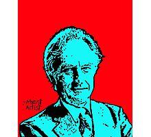 Richard Dawkins Photographic Print