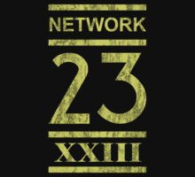 This is N-N-N-N-Network 23! by AmazingRobyn