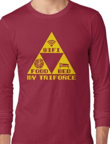 My Triforce Long Sleeve T-Shirt