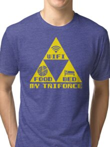 My Triforce Tri-blend T-Shirt