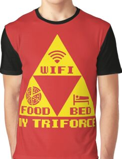 My Triforce Graphic T-Shirt