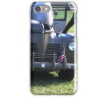 The General's Driver  iPhone Case/Skin