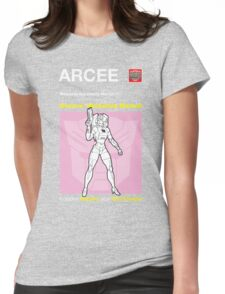 Owners' Manual - Arcee (Transformers) - T-shirt Womens Fitted T-Shirt