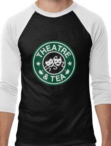 Theatre And Tea Men's Baseball ¾ T-Shirt