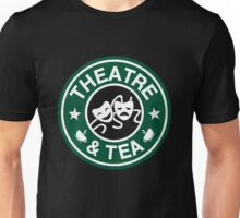 Theatre And Tea Unisex T-Shirt