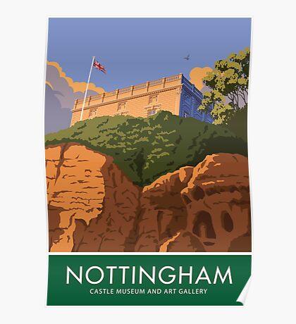 Nottingham, Castle Museum Poster