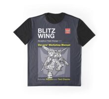 Owners' Manual - Blitzwing (Transformers) - T-shirt Graphic T-Shirt