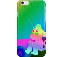 RR Rainbow Rain iPhone Case/Skin