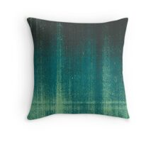 RUSH / eight Throw Pillow