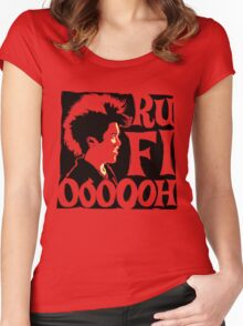 Rufio (Hook) Women's Fitted Scoop T-Shirt