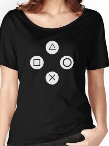 Video game Women's Relaxed Fit T-Shirt