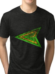 Green Arrow Tri-blend T-Shirt