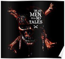 The Deadman Pirates Poster