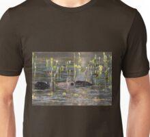 Swan Family Unisex T-Shirt