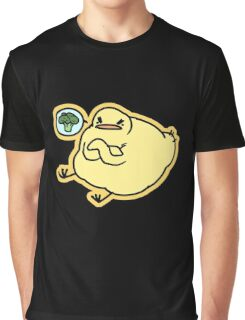 Picky Birdblob Graphic T-Shirt