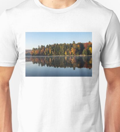 Mirrored Autumn -  Unisex T-Shirt