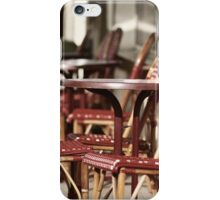 French terras iPhone Case/Skin