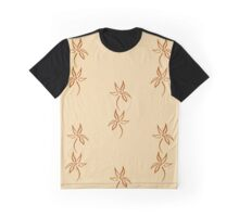 Natural abstract seamless pattern Graphic T-Shirt