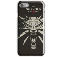Witcher 3 The Wild Hunt iPhone Case/Skin