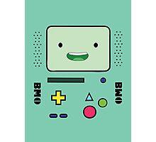 BMO (Adventure Time) Photographic Print
