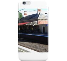 Photo of Clifton hill Railway Station  iPhone Case/Skin