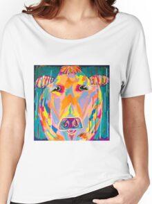 Myra Women's Relaxed Fit T-Shirt