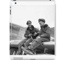 Mustang Pilots, Korean War iPad Case/Skin