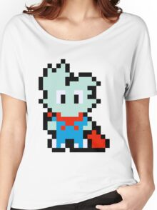 Pixel Pajama Sam Women's Relaxed Fit T-Shirt