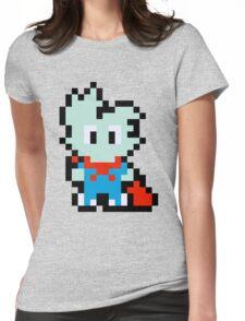 Pixel Pajama Sam Womens Fitted T-Shirt