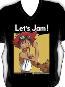 Jamming with Edward T-Shirt