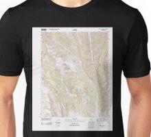 USGS TOPO Map California CA Capell Valley 20120213 TM geo Unisex T-Shirt