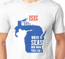 ISIS WISCONSIN, WHEN IS THE SEASON t-shirt Unisex T-Shirt