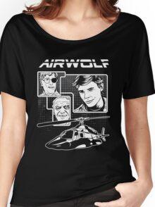 Airwolf tv series eighties Women's Relaxed Fit T-Shirt