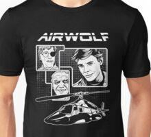 Airwolf tv series eighties Unisex T-Shirt
