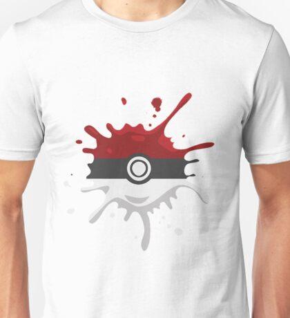 Pokeball Pokemon! Unisex T-Shirt